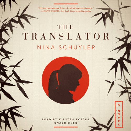 The Translator audiobook cover art