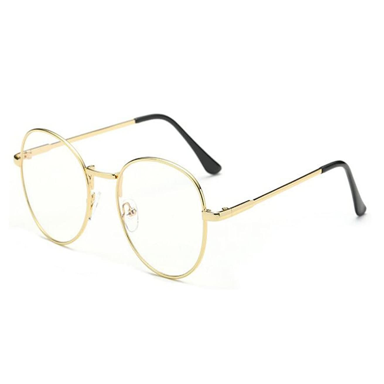 Inlefen Men women Computer Glasses Blue Light Filter Clear Lens Anti UV Reader Eyewear Anti Eyestrain