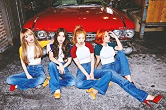 MAMAMOO MELTING 1st Album B Ver. ORIGINAL POSTER BROMIDE POSTER ONLY