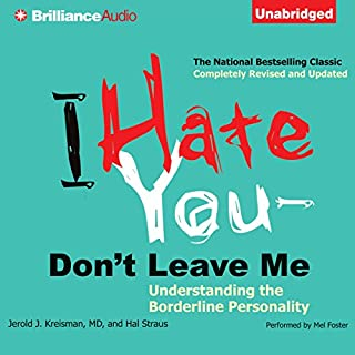 I Hate You - Don't Leave Me cover art