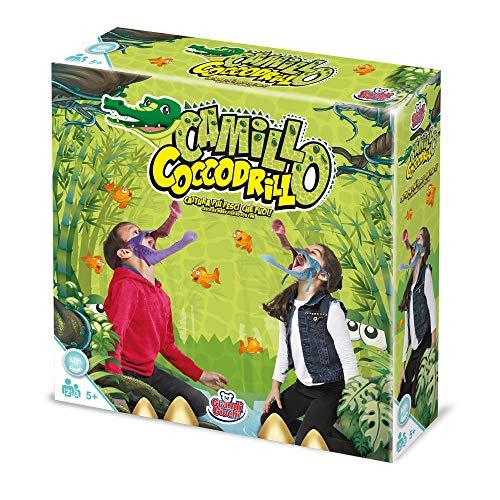 Grandes Juegos mscaras de cocodrilo, Multicolor, gg01315