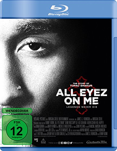 All Eyez on Me - Legends never die [Blu-ray]