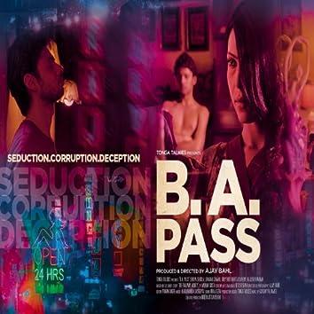 """Shabh Gaya Hai (From """"B.A. Pass"""") - Single"""