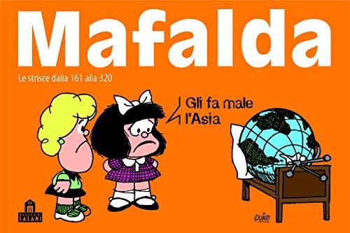 Mafalda Volume 2: Le strisce dalla 161 alla 320