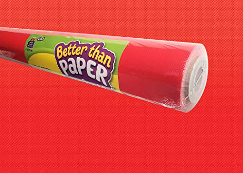 Teacher Created Resources Red Better Than Paper Bulletin Board Roll (TCR77886)