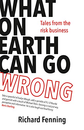 What on Earth Can Go Wrong?: Tales from the risk business (English Edition)
