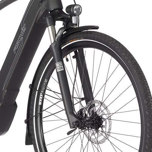 FISCHER Herren – E-Bike Trekking VIATOR 6.0i (2020), grau matt, 28 Zoll, RH 50 cm, Brose Drive S Mittelmotor 90 Nm, 36V Akku im Rahmen kaufen  Bild 1*