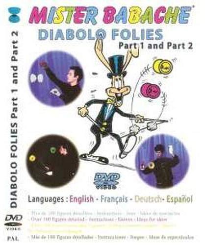 3591 Mister Babache- Diabolo Prime sin Varilla