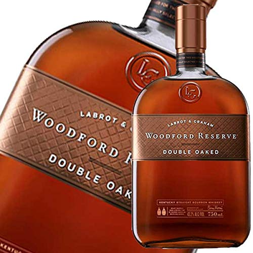 6位 アサヒビール『WOODFORD RESERVE ウッドフォードリザーブ ダブルオークド』