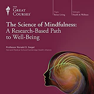 The Science of Mindfulness audiobook cover art