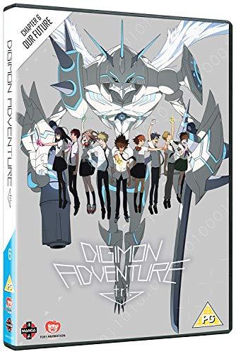 Digimon Adventure Tri The Movie Part 6 [Edizione: Regno Unito] [Import]