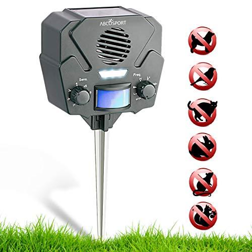 Ultrasonic Solar Repeller & Pest Repeller