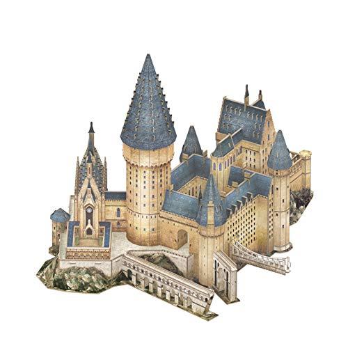 Revell 300 Hogwarts, Große Halle Harry Potter Zubehör, farbig