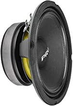 """PRV AUDIO 6MB200 v2 8 Ohms - 6.5 Inch Midbass Speaker 200 Watts 93.5 dB 1.5"""" Voice Coil - Outstanding Vocals and Punch for... photo"""
