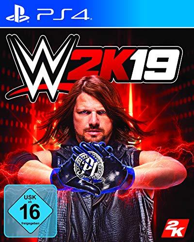 WWE 2K19 PS4 USK: 16