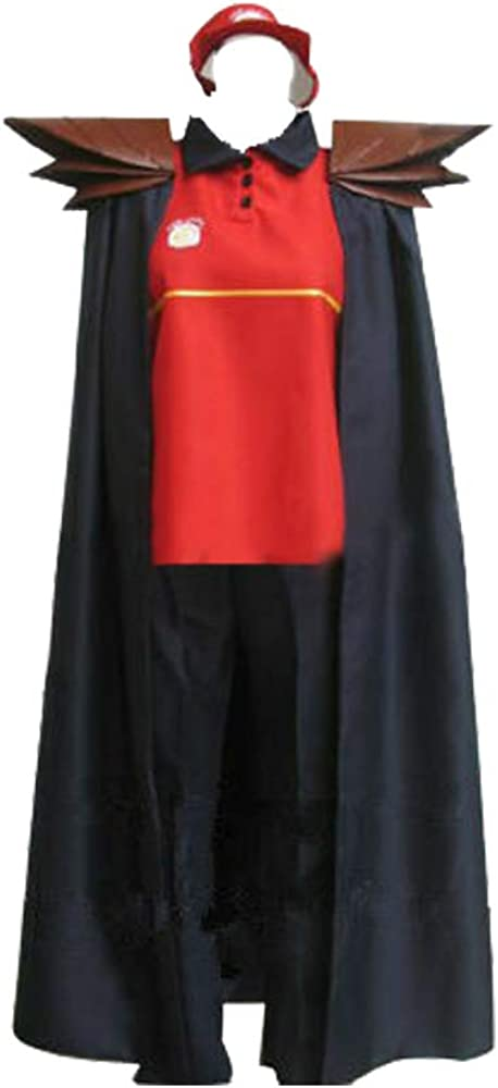 Sadao Maou Satan Jacob Work Uniform Cosplay Costume The Devil Is a Part-Timer
