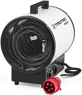 TROTEC Calefactor eléctrico TDS 50 R (max. 9 kW)