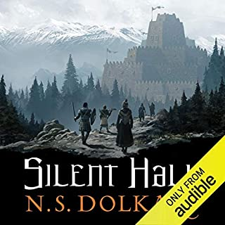 Silent Hall     The Godserfs, Book 1              Written by:                                                                                                                                 N. S. Dolkart                               Narrated by:                                                                                                                                 Adam Sims                      Length: 15 hrs and 31 mins     1 rating     Overall 5.0