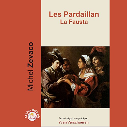 La Fausta audiobook cover art
