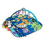 Baby Einstein 5-in-1 Journey of Discovery Activity Gym and Play Mat, Ages Newborn Plus...