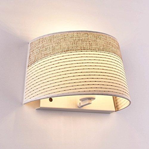 Linge de lit moderne Creative Lisez la lampe murale Le bar du restaurant La lampe murale au chandelier Luminaires LED du corridor E27, les lumières de la chambre