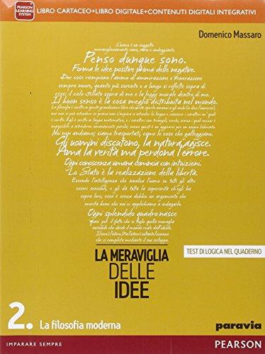 Meraviglia delle idee. Per le Scuole superiori. Con e-book. Con espansione online (Vol. 2)