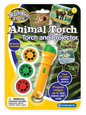 Brainstorm Toys Animal Torch and Projector by Brainstorm Toys