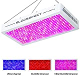 BLOOMSPECT 3000W LED Grow Light, Full Spectrum LED Plant Growing Lamps for Indoor Plants Veg and Flower Hydroponics Greenhouse (300pcs 10 Watt LEDs)