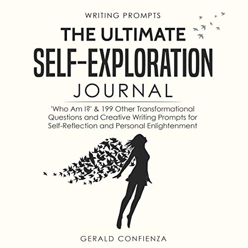Writing Prompts: The Ultimate Self Exploration Journal Titelbild