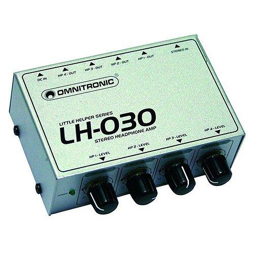 Omnitronic 10355030 LH-030 Kopfhörerverstärker