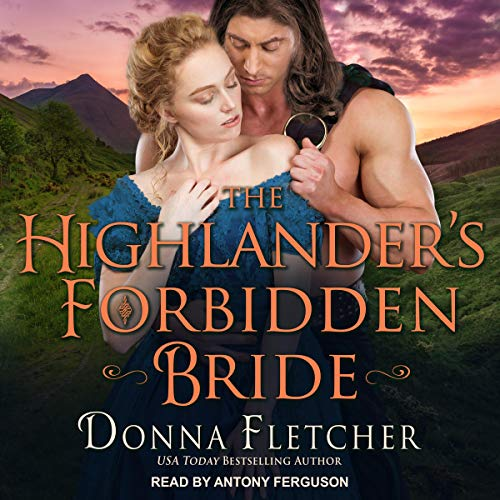 The Highlander's Forbidden Bride cover art