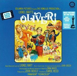Oliver! : An Original Soundtrack Recording