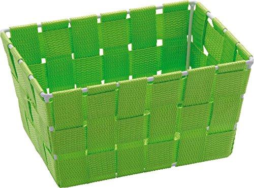 Wenko 20359100 Corbeille Adria Mini Long Vert