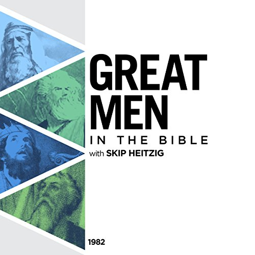 Great Men in the Bible audiobook cover art