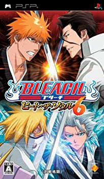 Bleach  Heat The Soul 6- PSP Game NEW [Japanese Import]