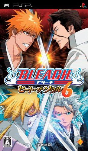 Photo of Bleach: Heat the Soul 6 [Japan Import]
