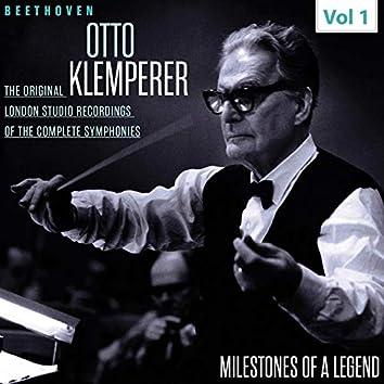 Milestones of a Legend - Otto Klemperer, Vol. 1