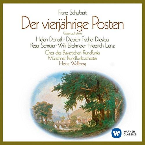 Der vierjährige Posten D.190 - Gesamtaufnahme (1996 Remastered Version): Nr.7 Um Gotteswillen, er ist verloren! (Käthchen-Hauptmann-Duval-Walther-Veit-Chor)