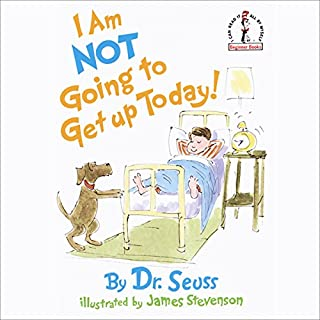 I'm Not Going to Get Up Today cover art