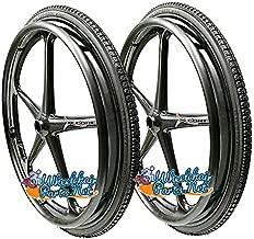 Set of 2 X-CORE Wheels 24