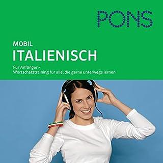PONS mobil Wortschatztraining Italienisch Titelbild