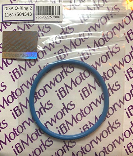 i6Motorworks Replacement ORing for BMW DISA Valve ORing M54 Engine BMW E46 E39 E53 E60 E83 325i 325Ci M56 X3 X5 Z4 530i