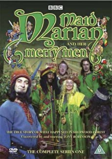 Maid Marian And Her Merry Men - The Complete Series One
