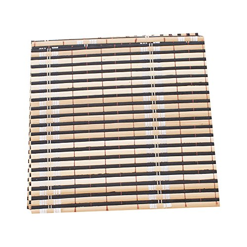 Apoio De Bambu Para Panela Com 6 Pcs Azul
