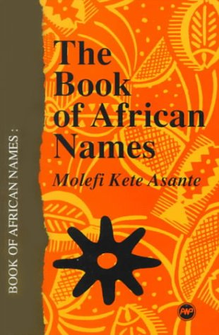 The Book of African Names