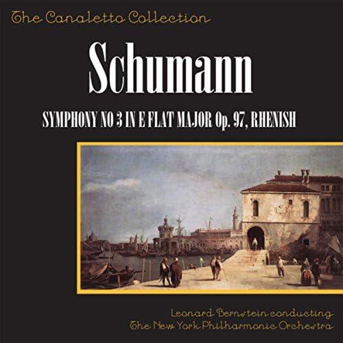 New York Philharmonic Orchestra, Robert Schumann & Leonard Bernstein