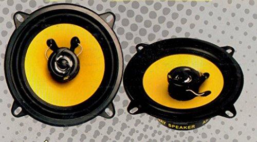 Paire de haut-parleurs coaxiaux 2 voies pour voiture, diamètre 165 mm – 120 W