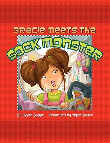 Gracie Meets the Sock Monster