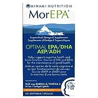 Minami Nutrition Garden of Life Supercritical Omega-3 Fish Oil Orange 60 Softgels