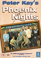 Phoenix Nights on DVD
